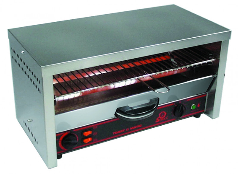Toaster multifonctions - O Matic 501 - 2800W 400V SOFRACA 11124