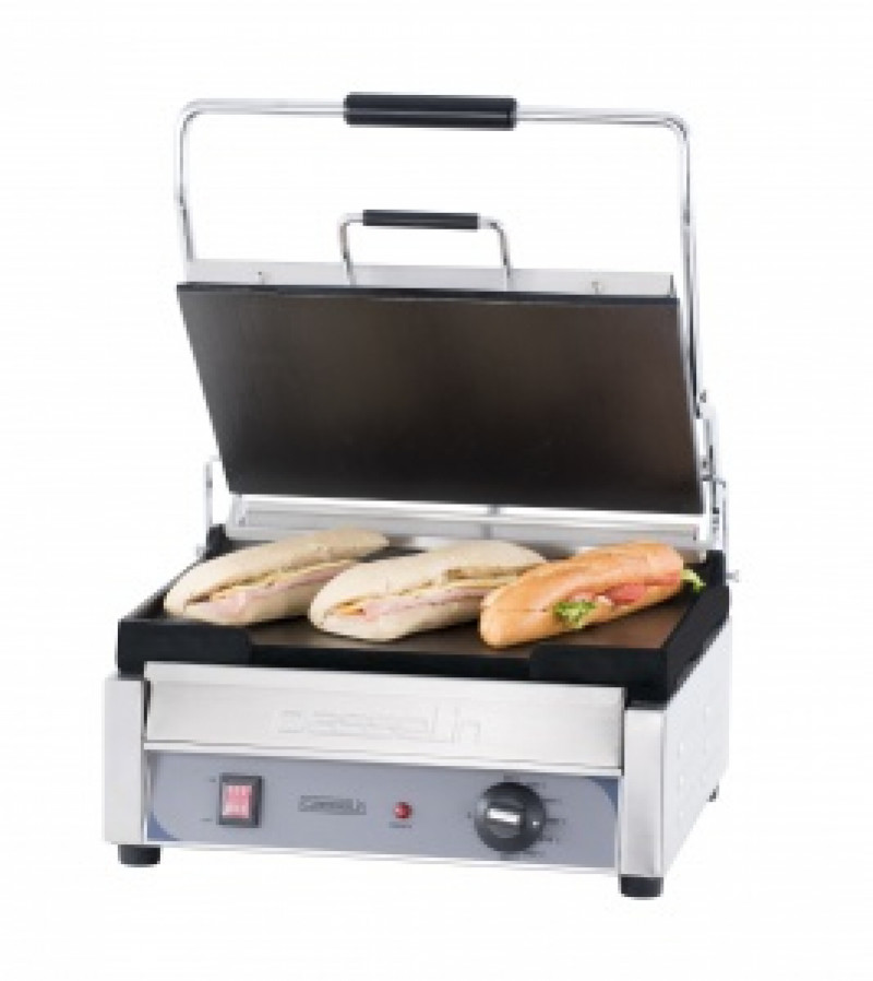 Grill Panini Grand Premium Lisse - Lisse Casselin CGPLLGP