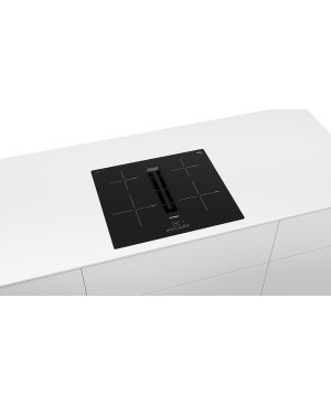 Série 4, Table induction aspirante, 60 cm BOSCH PIE611B15E