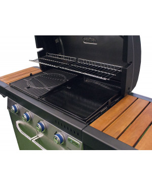 Plancha pour barbecue Master 3 & 4 Series CAMPINGAZ 2000031424