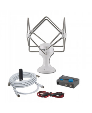 Pack Antenne Terrestre 12/24V Omnimax Maxview blache