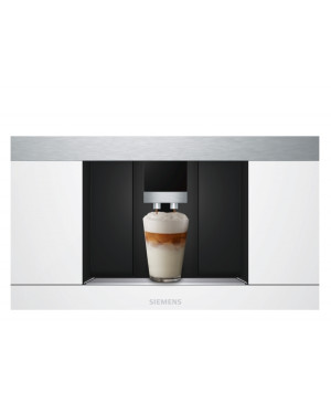 Machine à café Expresso automatique SIEMENS CT636LEW1
