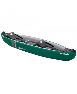 Kayak 3 places SEVYLOR Adventure Plus 2000016740