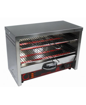 Toaster 2 étages 4200W 400V GRAND CLUB SOFRACA 11574R