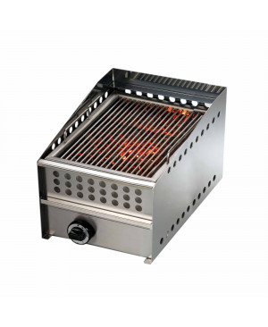 Wood Steak Grill Gaz SOFRACA 14076A