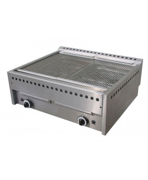 Wood Steak Grill double Gaz SOFRACA 14156A