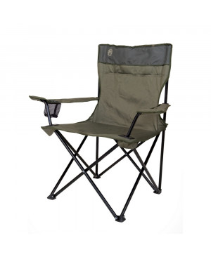 Chaise pliante Standard Quad Chair Green COLEMAN - 205475