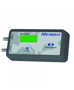 FindSat Pointeur satellite HD - MICROSAT - DMS