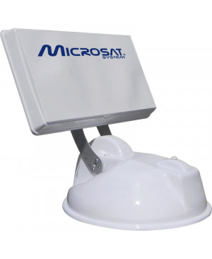 Antenne Satellite Automatique Microsat - MP50 GPS