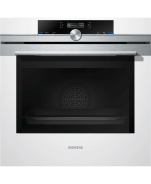 Four multifonction blanc Siemens HB674GBW1