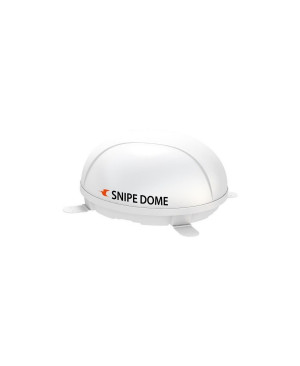 Antenne satellite automatique dôme - SelfSat - Snipe DOME