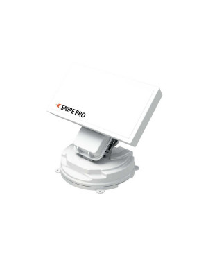 Antenne satellite automatique plane - SelfSat - Snipe PRO TWIN