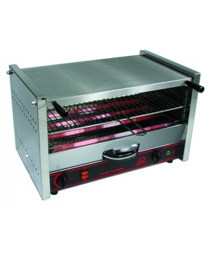 Toaster multifonctions - O Matic 601 - 4800W 400V SOFRACA 11034