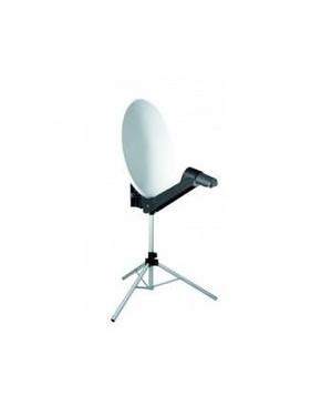 Spécial Truck - MICROSAT - Antenne satellite portable Offset MOBILE TV ANT40VISIO